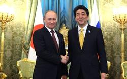 """Nga và Nhật Bản ra tín hiệu bứt phá cho một hiệp định hòa bình """"cán đích"""""""