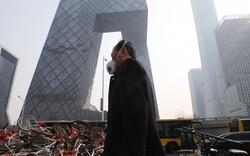 """Hơn 1 triệu người dân Trung Quốc bị """"bóp nghẹt"""" vì ô nhiễm không khí"""