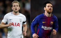 Harry Kane: Tôi muốn vượt Messi tại Champions League