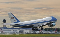 """Mỹ mua máy bay """"bỏ hoang"""" của Nga chở Tổng thống Trump"""