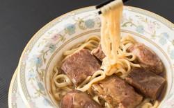 """Đến Đài Loan: Nhớ thử """"siêu"""" mỳ bò chỉ dành cho Tổng thống"""