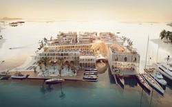 """Sa mạc Dubai tham vọng """"soán ngôi"""" thành phố nước Venice"""