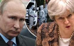 """Dồn Nga vào chân tường, Anh """"đột kích"""" chia rẽ nội châu Âu"""