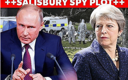 """Điệp viên Nga bị đầu độc: mọi """"chân rết"""" dẫn về cuộc chiến tranh lạnh mới?"""