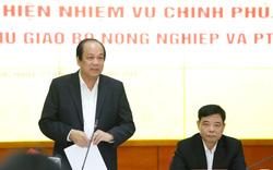 Bộ trưởng Nguyễn Xuân Cường dám nghĩ dám làm và dám chịu trách nhiệm