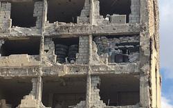 """""""Vỡ trận"""" Aleppo"""