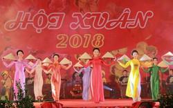 Hội Xuân 2018 góp phần trong việc bảo tồn và phát triển các giá trị văn hóa của đất nước