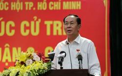 Chủ tịch nước Trần Đại Quang nói gì về Luật An ninh mạng?