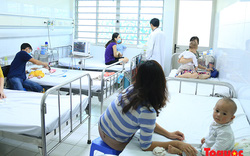 Dịch sởi có nguy cơ bùng phát tại Hà Nội