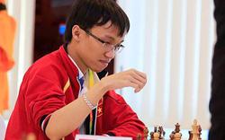 Nguyễn Ngọc Trường Sơn tranh tài tại Giải cờ nhanh và cờ chớp vô địch Thế giới