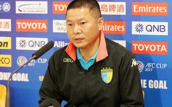 Bị chia điểm, HLV Chu Đình Nghiêm lo hòa nhiều tâm lý cầu thủ bị ảnh hưởng