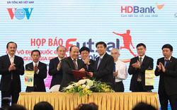 Khai mạc giải vô địch Quốc gia và Cup Quốc gia Futsal HDBank 2017