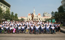 142 VĐV người khuyết tật Việt Nam xuất quân tham dự Para Games 9