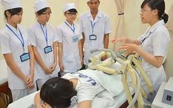 Tổ chức đào tạo thực hành trong đào tạo khối ngành sức khỏe