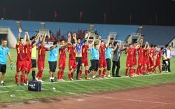 Chia điểm phóng khoáng, tuyển Việt Nam tiến vào VCK Asian Cup