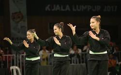 Bỗng dưng có vàng, Việt Nam trở lại top 3 SEA Games
