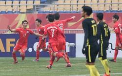 Thất bại sát nút, U23 Malaysia ngẩng cao đầu rời giải