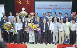 GS.TS Lê Qúy Phượng giữ chức Chủ tịch Hội Khoa học TDTT nhiệm kỳ I