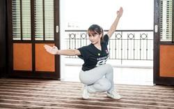 Cô gái thép trên sàn Wushu Nguyễn Mai Phương: Tập võ không làm mất nữ tính