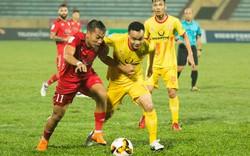 Thua đậm trên sân nhà, Nam Định lặn đáy bảng xếp hạng