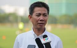 """HLV Hoàng Anh Tuấn: """"Chúng ta hơn một số đội ở Đông Nam Á nhưng ở Châu Á lại hoàn toàn khác"""""""