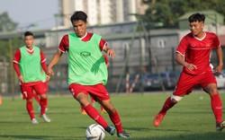 U19 Việt Nam thiếu gần nửa quân số trong ngày tập đầu tiên
