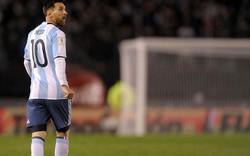 Dù có Messi nhưng Argentina chưa thực sự gắn kết