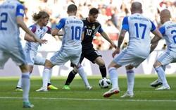 Sút hỏng phạt đền, Messi cùng Argentina chia điểm ngày ra quân