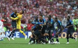 Hàng công tỏa sáng, Pháp vô địch World Cup lần thứ 2