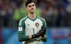"""""""Găng tay vàng"""" Courtois không muốn chứng kiến Pháp đăng quang"""