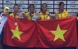 ASIAD 18: Đoàn Thể thao Việt Nam vượt mục tiêu HCV
