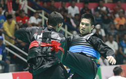 Ngày thi đấu thứ 8 ASIAD 18: Tiếc cho Pencak Silat