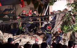 Hà Nội: Ba hộ dân liền kề nhà sập phải di dời