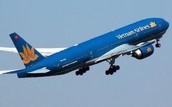 Chim va động cơ, Boeing 777 phải quay lại sân bay Nội Bài