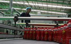 Vận hành dây chuyền sản xuất nước giải khát hiện đại nhất thế giới tại Chu Lai