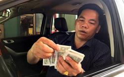 Hà Tĩnh: Dân lại đổi tiền lẻ phản đối chuyện mất tiền oan ở cầu Rác