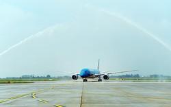 Vietnam Airlines đón nhận máy bay Boeing 787-9 Dreamliner thứ 11