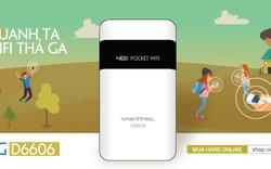 Viettel cung cấp bộ phát wifi di động 4G
