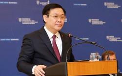Phó Thủ tướng Vương Đình Huệ khuyến khích doanh nghiệp Slovakia đầu tư sản xuất ô tô
