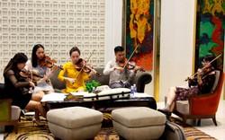 Hàng trăm nghệ sĩ Việt, quốc tế thi tuyển vào Dàn nhạc giao hưởng Mặt Trời