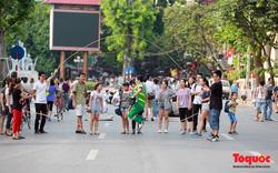 Hà Nội: Quận Hoàn Kiếm đề xuất tiếp tục duy trì phố đi bộ