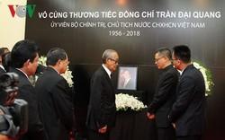Đại sứ quán Việt Nam tại nhiều nước thông báo mở sổ tang