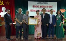 Viện Văn hóa Nghệ thuật đón nhận Huân chương Lao động hạng Ba