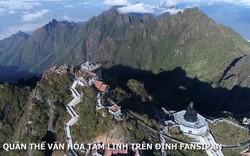 Khánh thành quần thể văn hóa tâm linh trên đỉnh Fansipan