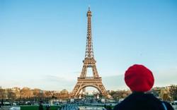 Tháp Eiffel sẽ được sơn lại màu đỏ như ban đầu
