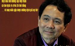 Gặp gỡ nhà thơ đương đại Việt Nam có thơ dịch ra trên 20 thứ tiếng