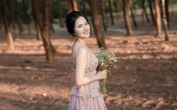 Sao Mai Thùy Dung hát dân ca Bắc Bộ trong đêm chung kết DIFF 2018