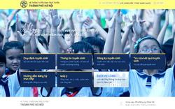 Hà Nội: Hàng vạn hồ sơ đăng ký tuyển sinh trực tuyến vào lớp 1 thành công