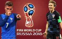 Nguyên thủ quốc gia đến Nga xem chung kết World Cup 2018