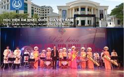 Học viện Âm nhạc Quốc gia Việt Nam chuẩn bị cho năm học mới